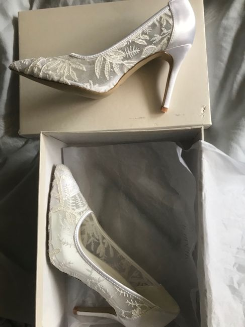 Mis zapatos ¿qué os parecen? 2
