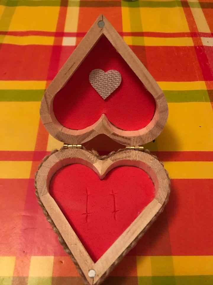 Caja para los anillos - 2