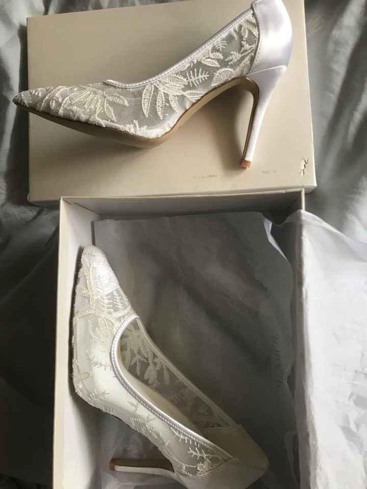 Sos!!! Necesito ayuda para mis zapatos de boda!!! - 1
