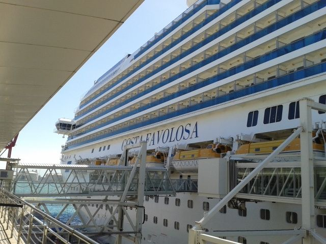 Crucero costa favolosa - 1