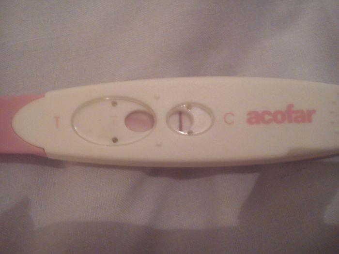 test de embarazo acofar fiabilidad