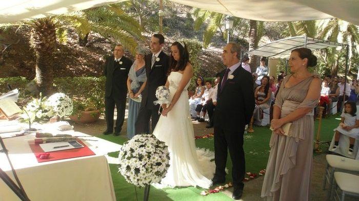 Ceremonia en jardin botanico m laga foro for Bodas en el jardin botanico