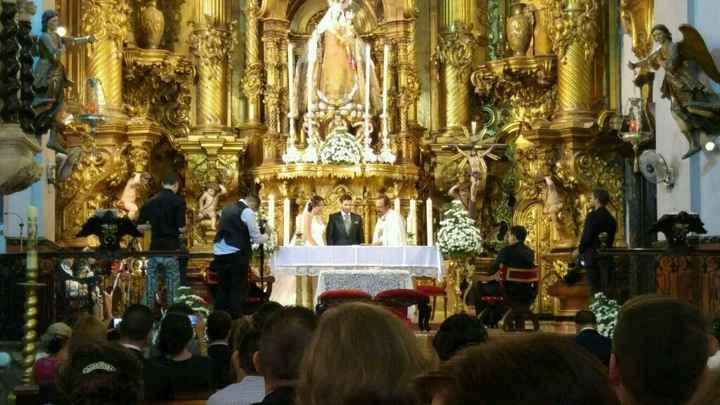 Novios que nos casamos el 5 de Septiembre de 2015 en Cádiz - 1