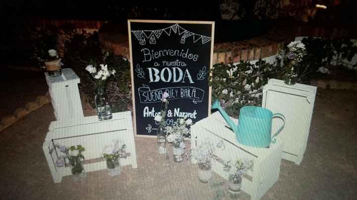 Novios que nos casamos el 5 de Septiembre de 2015 en Cádiz - 3