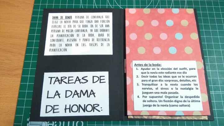 Tarjetas para mis damas de honor - 2