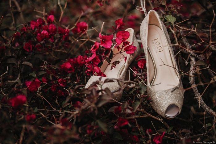 Estos ZAPATOS según tu fecha de boda 👡 3
