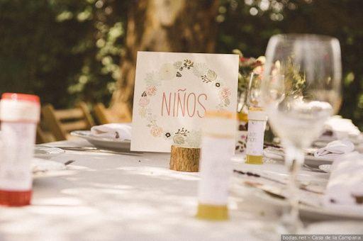 Peques en la boda: ¿Imprescindible o pasando? 1