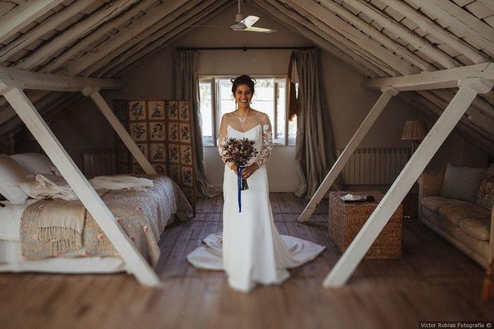 ¿Dónde dormirás el día antes de la boda? 1