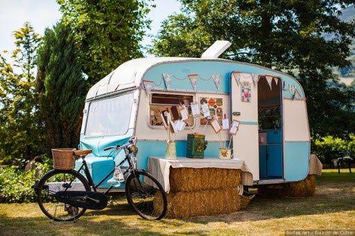 ¿Qué nota le das a esta caravana vintage? 🚃 1