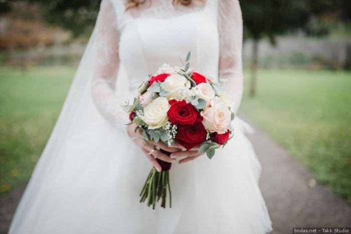 Tu ramo de novia: ¿A o B? 2