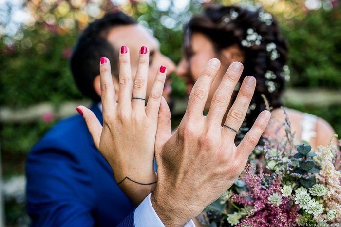 A 24h de la boda, ¡escoge tus alianzas! 💍 3