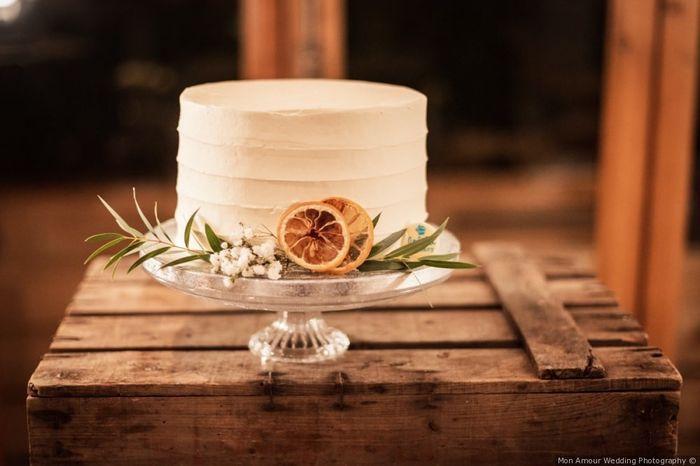 A 24h de la boda, ¡escoge tu tarta! 🍰 1