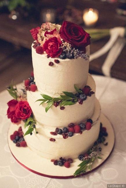 A 24h de la boda, ¡escoge tu tarta! 🍰 2