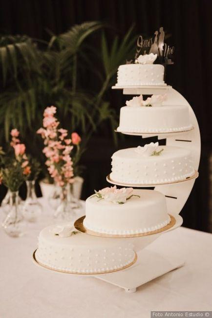 A 24h de la boda, ¡escoge tu tarta! 🍰 3