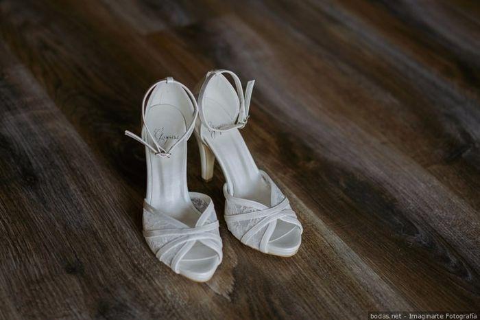 A 24h de la boda, ¡escoge tus zapatos! 👠 1