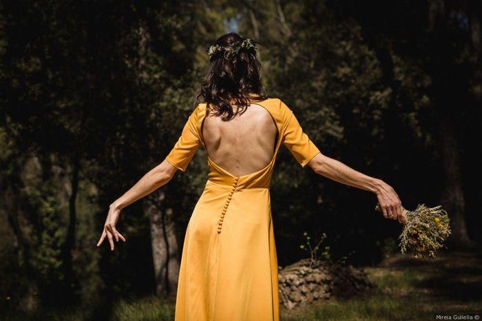 Este vestido de color: ¿capaz o incapaz? 1