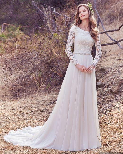 Especial OTOÑO🍁: El vestido 1