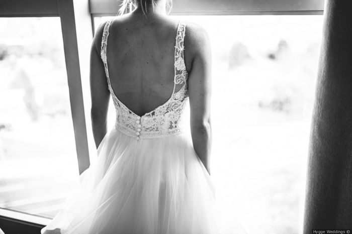 Mi espalda perfecta es... 👰 2