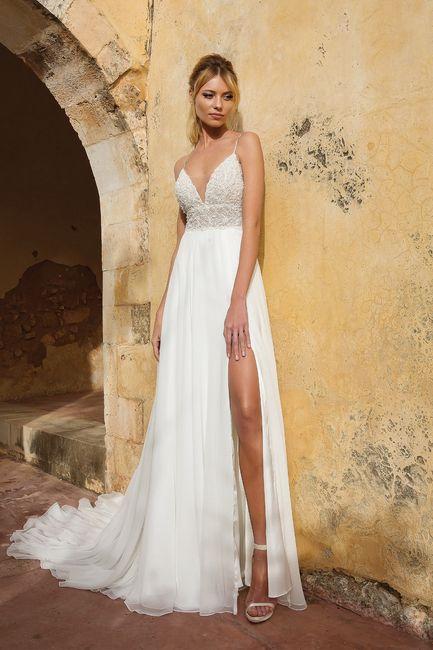 Yo sería feliz con... ¡Este vestido! 1
