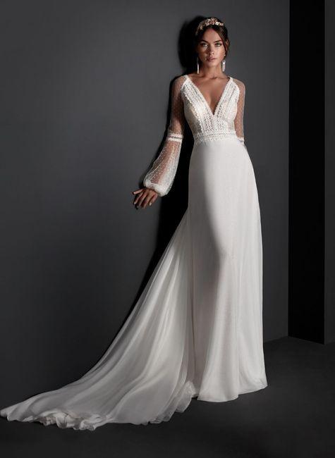 Yo sería feliz con... ¡Este vestido! 4