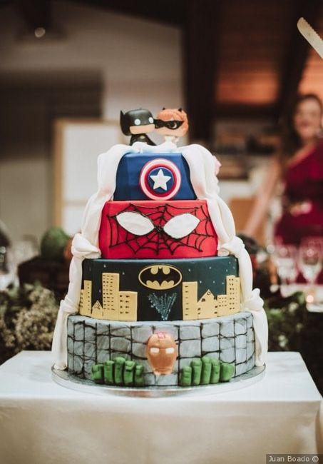 Yo sería feliz con... ¡Esta tarta! 3