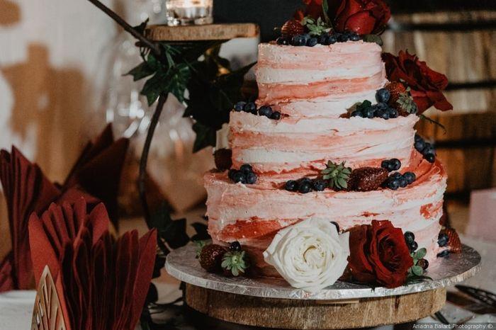 Yo sería feliz con... ¡Esta tarta! 4