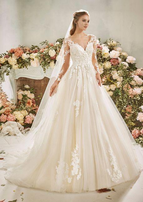 El vestido: ¿A, B o C? 1
