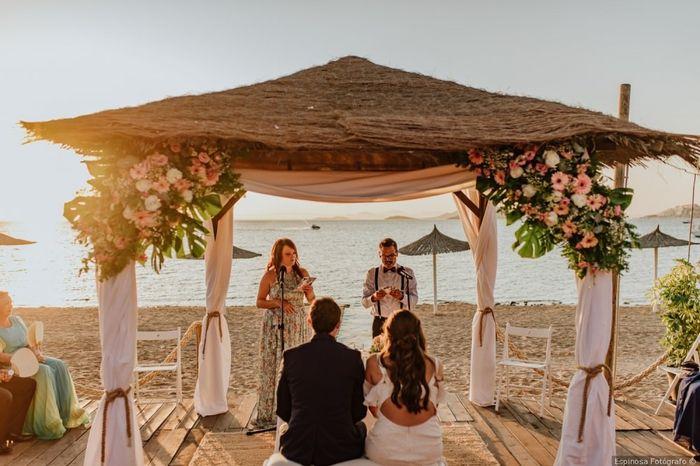 3 ceremonias: ¿Cuál te tienta más? 1