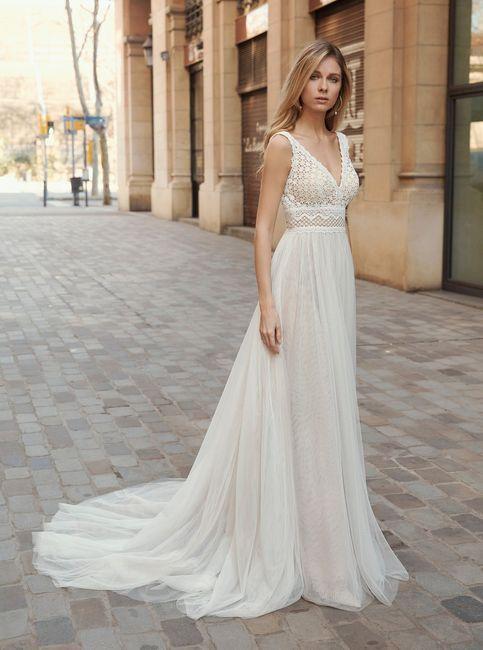 ¿Cuál es el precio justo de tu vestido de novia? 1