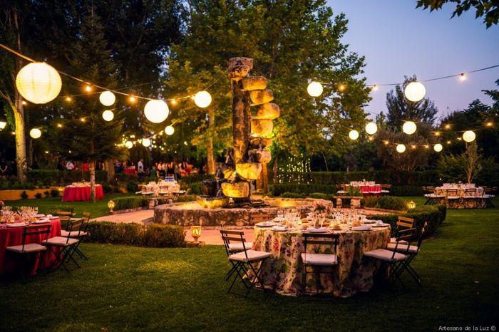 Banquete al aire libre VS Banquete en salón 1