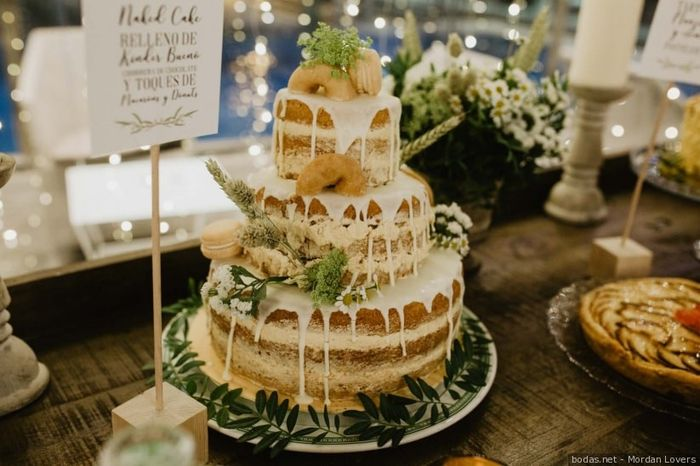Batalla de tartas 🍰 ¡Escoge! 1
