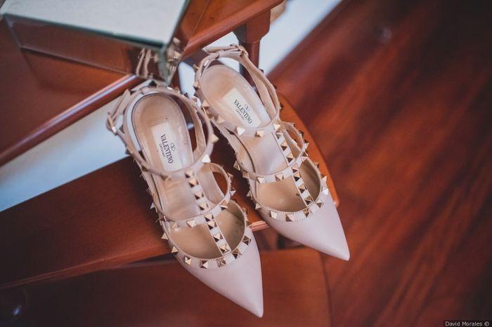 ¡Quiero estos TACONES en mi boda! 2