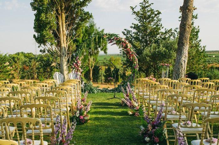 ¡Quiero esta FINCA en mi boda! 1