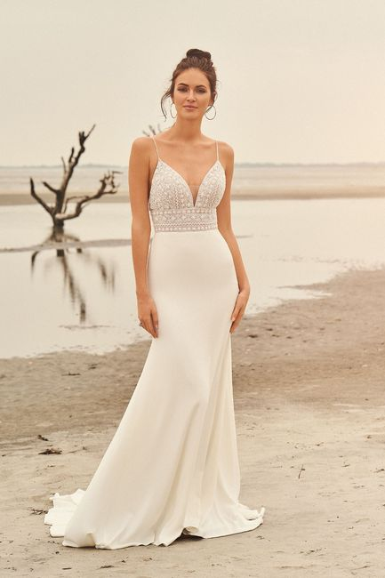 ¿Qué vestido sirena te hace más gracia? 👰 2