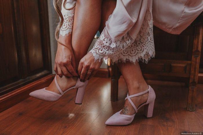 ¿Te alucinan estos zapatos en punta? 👠 1