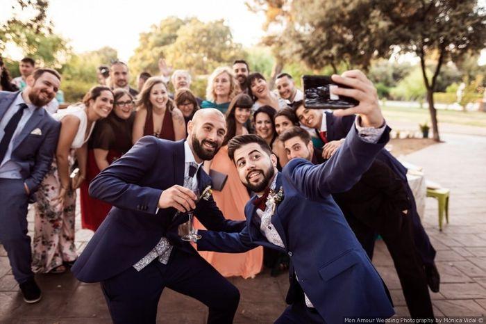 ¿Esperáis que vuestros amigos monten algo para el día de la boda? 1