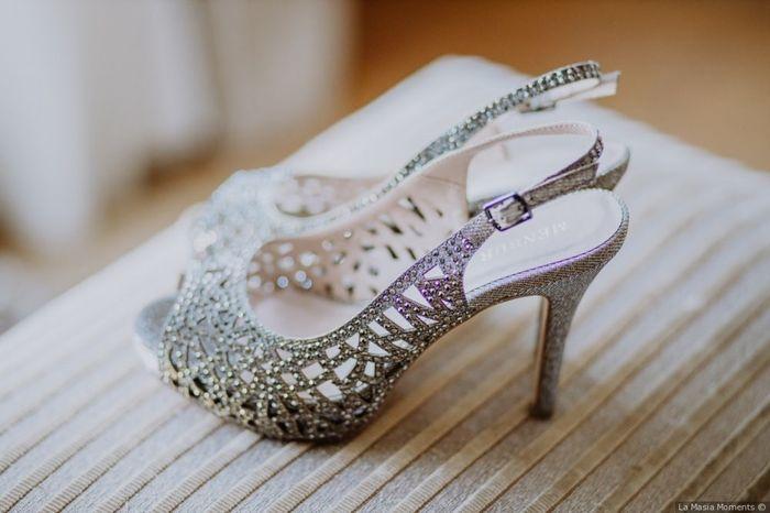 ¿Te ves casándote con estos zapatos? 👠 1