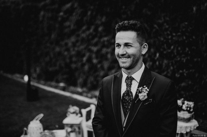 ¿Veréis el traje del novio antes de la boda? 🤵 1