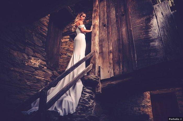 ¡Diseña tu vestido! La cola 3