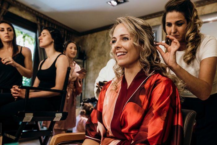 ¿Te has hecho ya la prueba de maquillaje y peinado? 1
