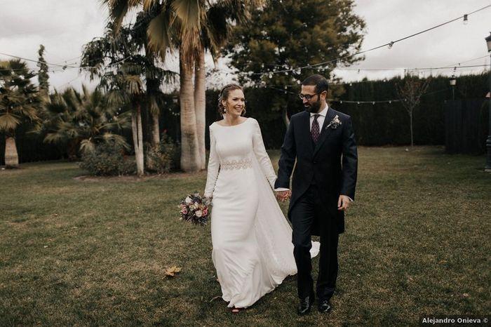 ¿Qué VESTIDO triunfará en tu boda? 2