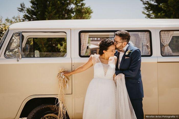 ¿Qué VESTIDO triunfará en tu boda? - 2