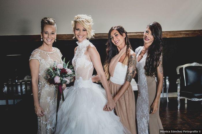 Tu vestido de novia, ¿será rompedor? 😎 - 1