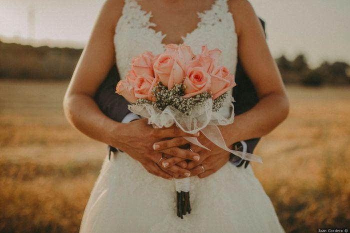 Elige una de estas flores para tu ramo de novia 💐 1