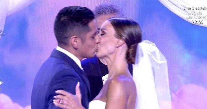 En 'Sálvame' van de boda, ¡Fani y Christofer se han casado! 4
