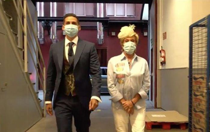 En 'Sálvame' van de boda, ¡Fani y Christofer se han casado! 2