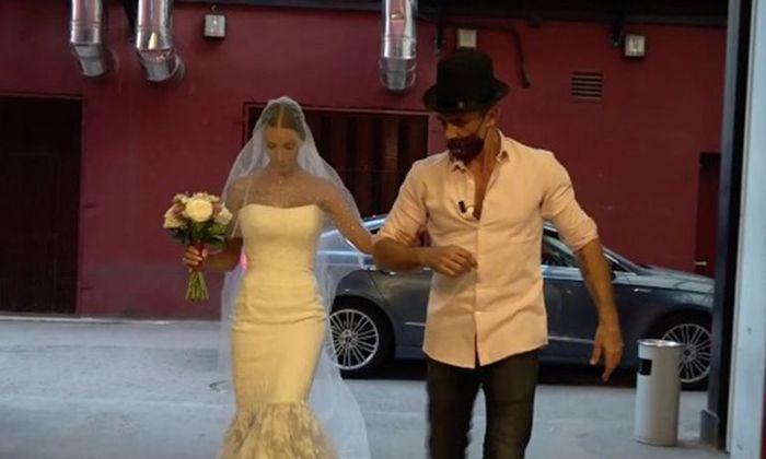 En 'Sálvame' van de boda, ¡Fani y Christofer se han casado! 3