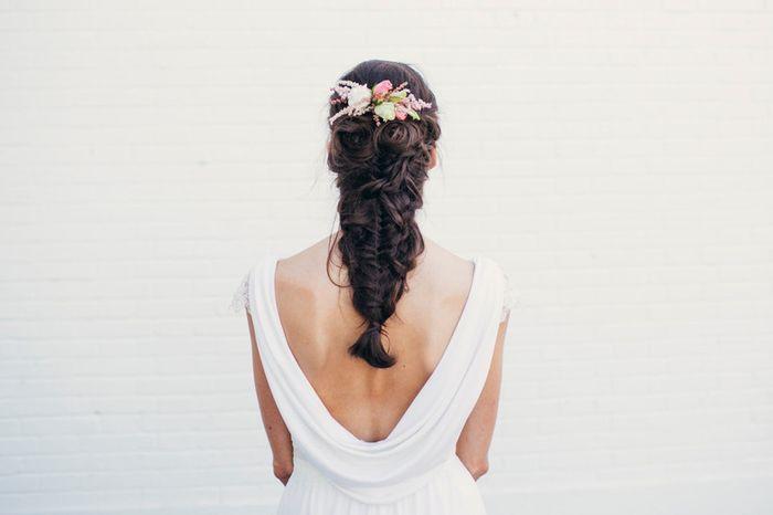 ¿Te atreverías a casarte con este look? 😎 4