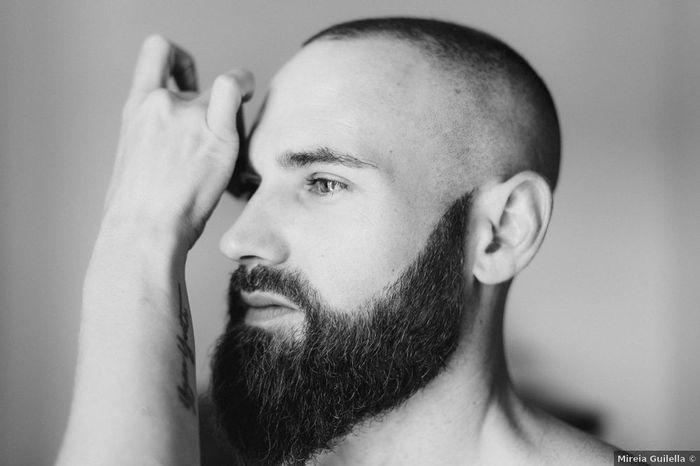 Look del novio a votación: La barba 3