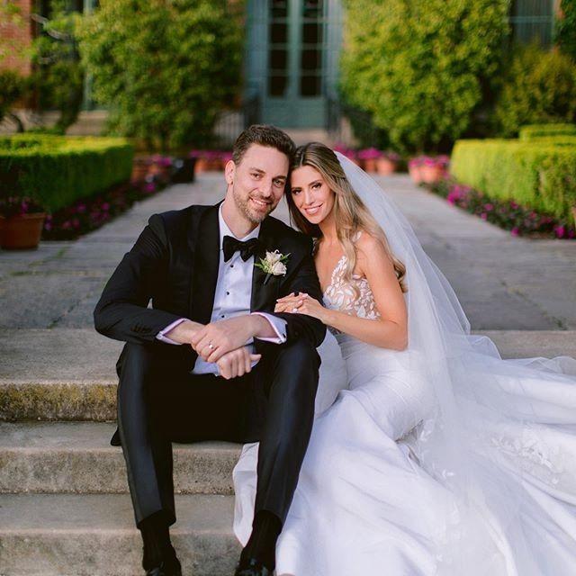 5 parejas famosas que han tenido 2 bodas espectaculares 💍 1